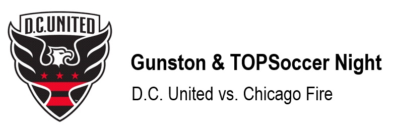 Gunston TOPSoccer DC United Night