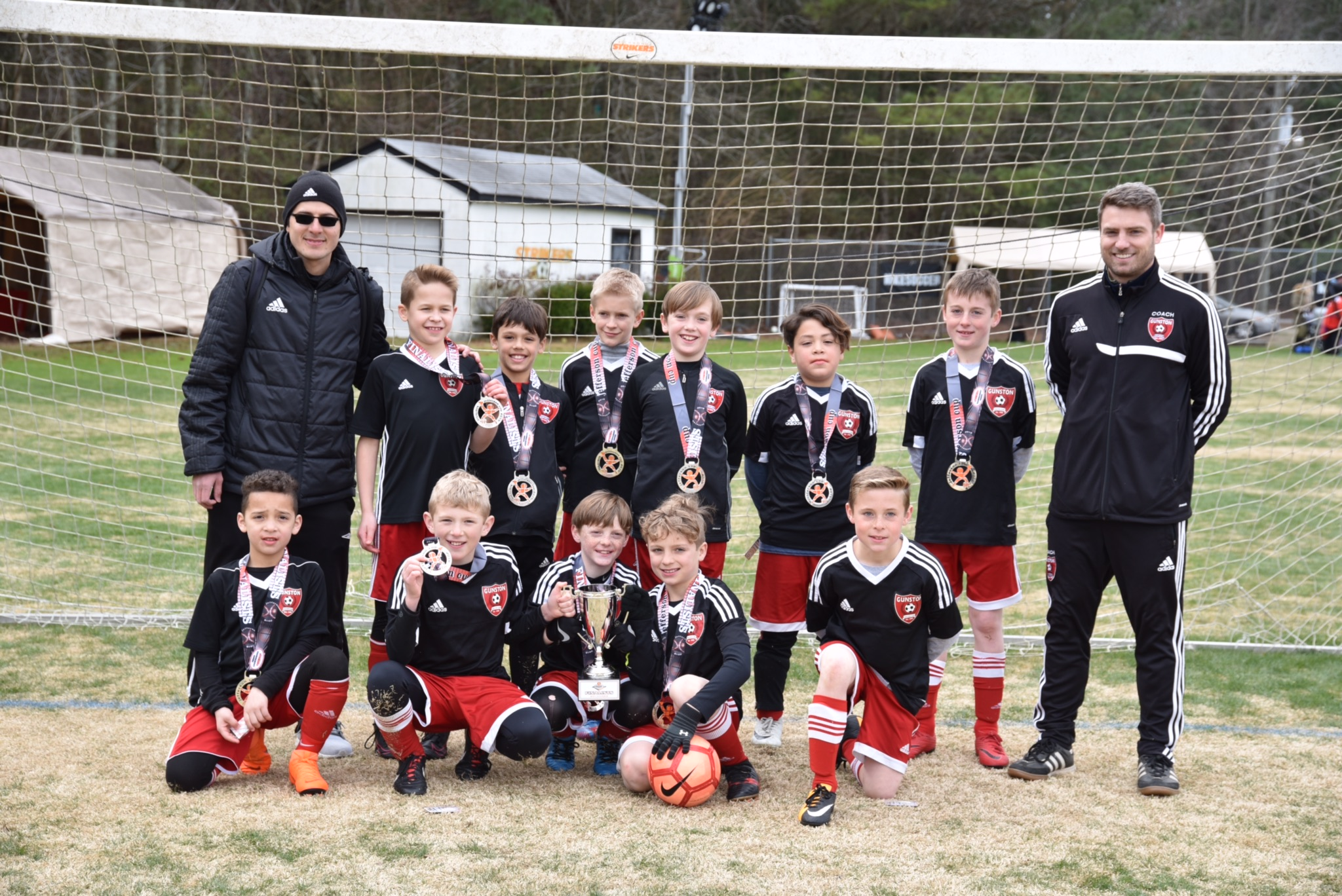 2008 Boys Red Team Jefferson Cup - Finalists